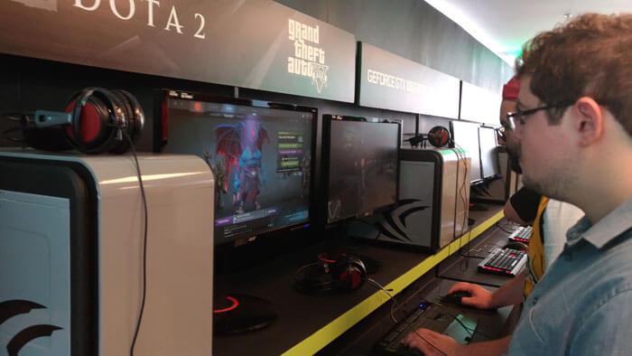 nvidia 7 - NVIDIA anuncia GTX 1050 e GTX 1050 Ti no Brasil