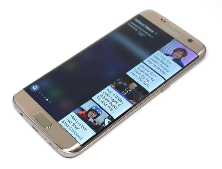 samsung galaxy s8 - Samsung Galaxy S8 pode ter totalmente curvo e trazer câmera dupla