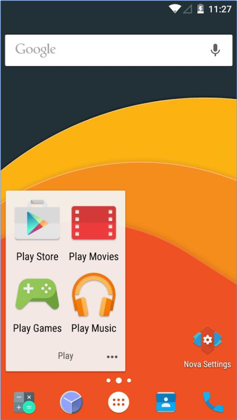 Capturar 1 - Estes são os cinco melhores launchers para Android