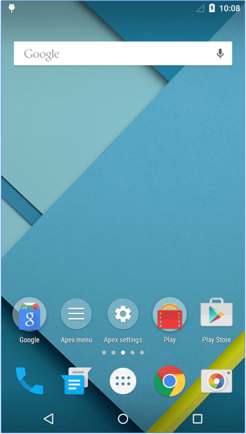 Capturar 2 - Estes são os cinco melhores launchers para Android