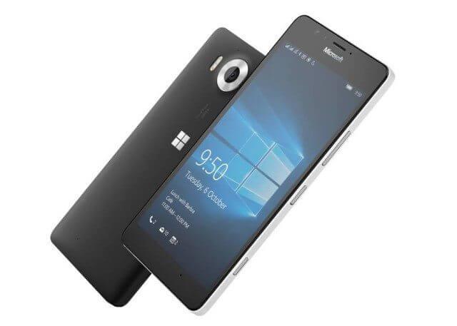 Lumia 950 2 640x457 - [Rumor] Surface Phone virá com Snapdragon 835 e até 6 GB de memória RAM