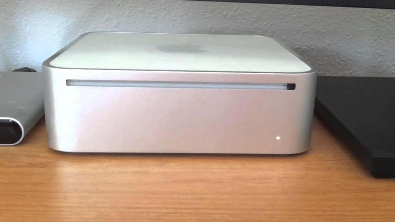 macmini2009 - Apple pode descontinuar algumas versões do Mac no final deste ano
