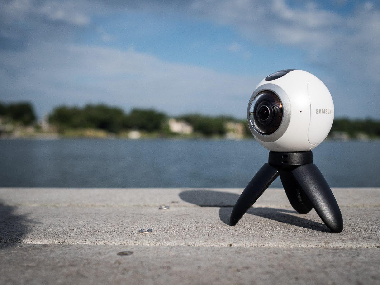 samsung gear 360 2 - Samsung sorteia mil câmeras Gear 360 no Brasil; veja como participar