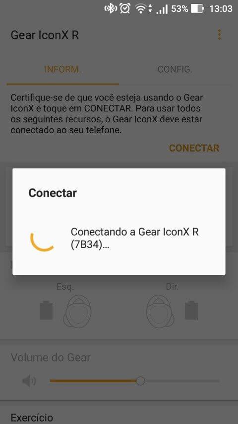 Guia: como atualizar o Samsung Gear IconX