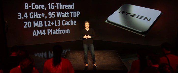AMD Zen é 10 vezes mais buscado no Google que o Intel Kaby Lake. Entenda