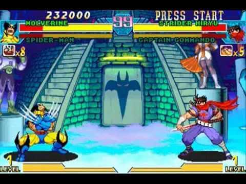 Wolverine é um dos personagens clássicos do jogo