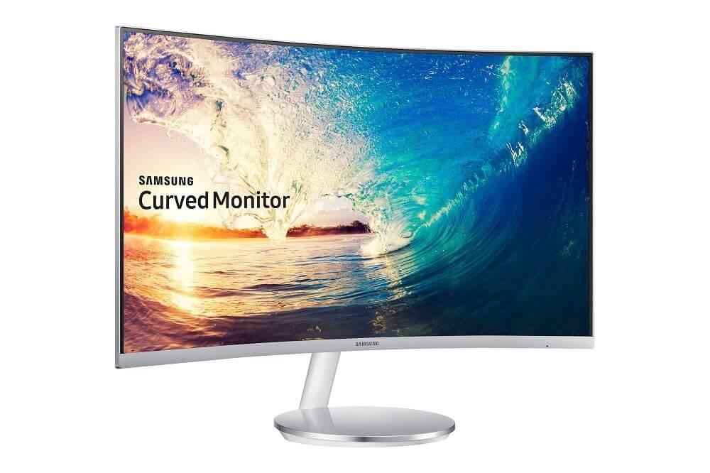 Monitor LED Curvo Samsung