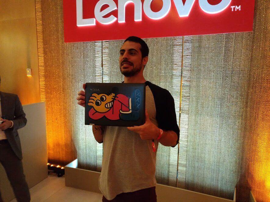 Lenovo anuncia Yoga 910 no Brasil por R$ 12499. Confira nosso hands-on [atualizado]