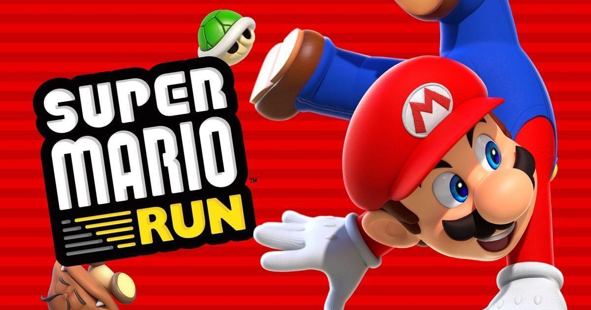 Ano da Nintendo: Super Mario Run bate recorde de Pokémon Go