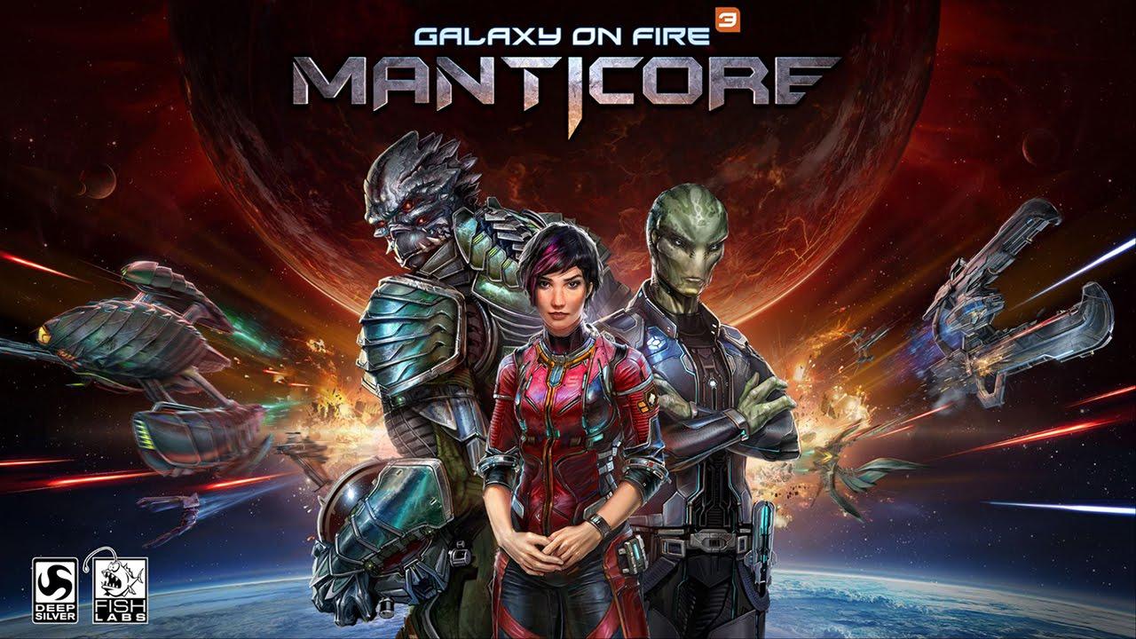 Lançamento da semana: Galaxy on Fire 3 (iOS)
