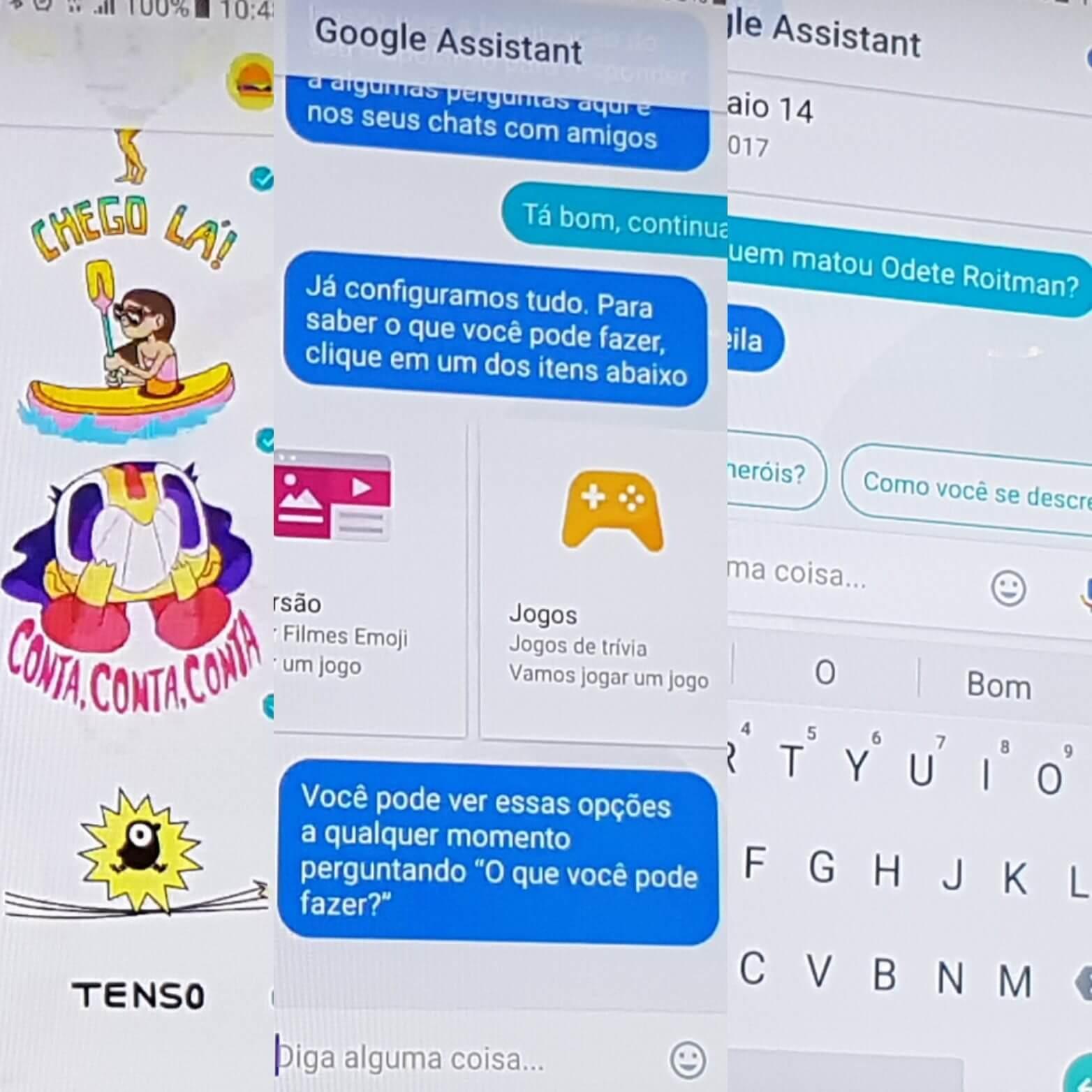 Google allo ganha novidades especiais para o brasil. O google convidou a imprensa nesta manhã da segunda-feira (05) para apresentar novidades sobre seu aplicativo de mensagens com pitadas de inteligência artificial, o google allo.