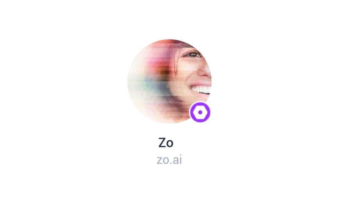 Zo, outra inteligência artificial da Microsoft
