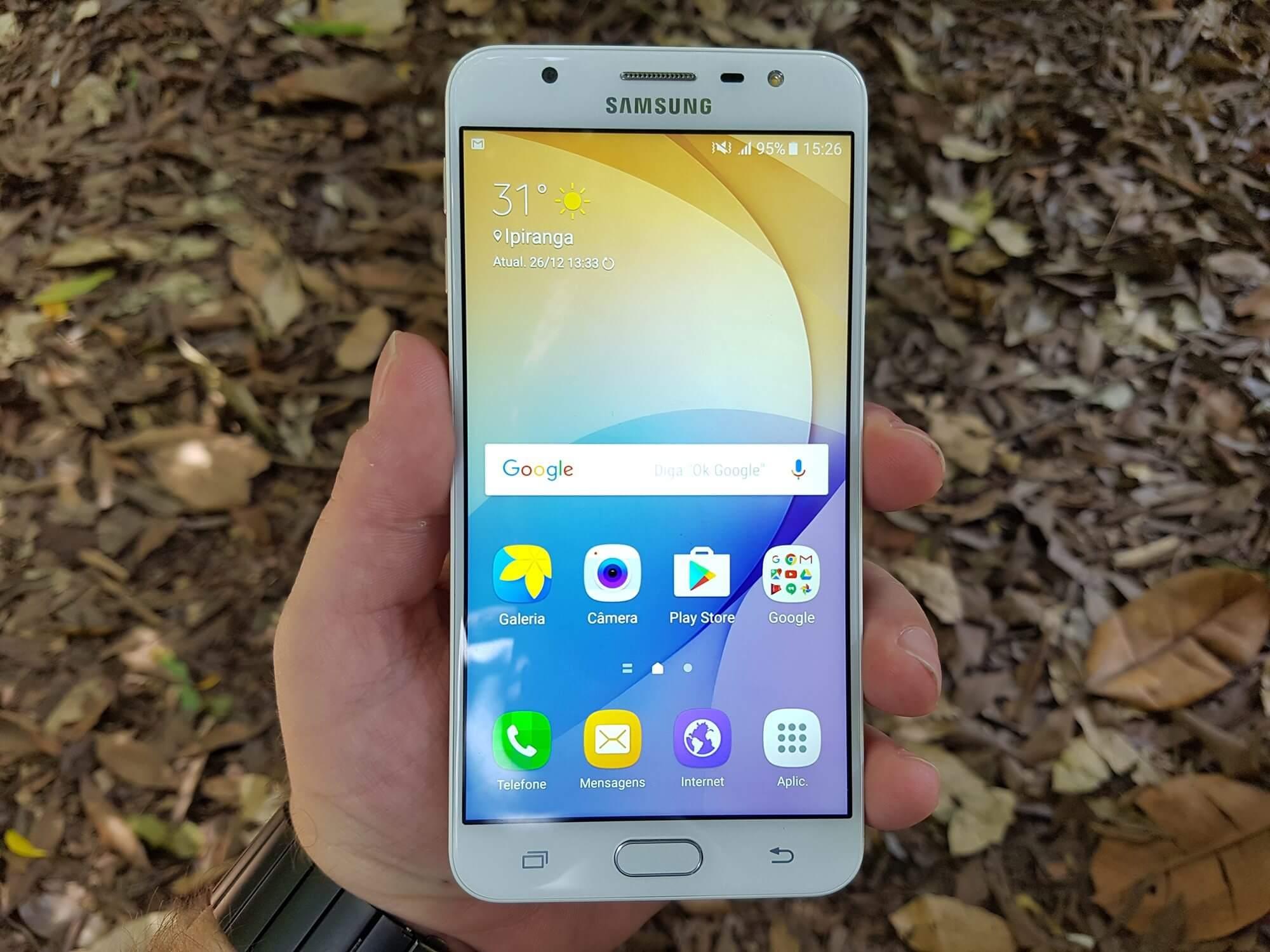 Review: galaxy j7 prime, um intermediário com cara premium. O galaxy j7 prime é mais um intermediário da samsung, só que com cara de aparelho premium. Será que vale como seu próximo smartphone?