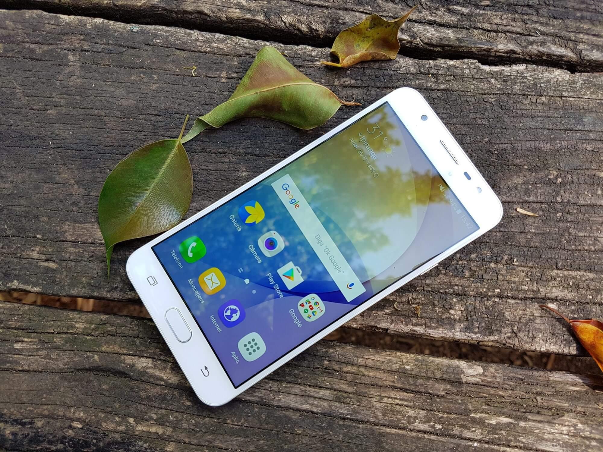 20161226 154213 - Review: Galaxy J7 Prime, um intermediário com cara premium