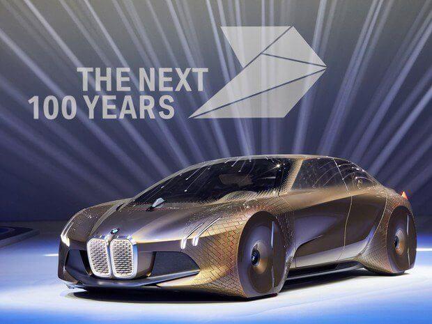 Bmw vision next 100, carro autônomo apresentado na festa de 100 anos da bmw. Será este o futuro dos carros autônomos nas ruas?
