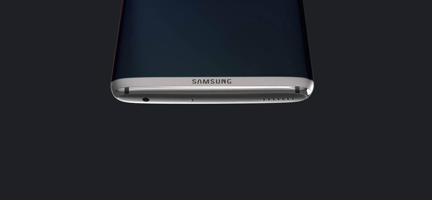 Galaxy S8 rumor - Galaxy S8: nova imagem 'confirma' design sem botões físicos