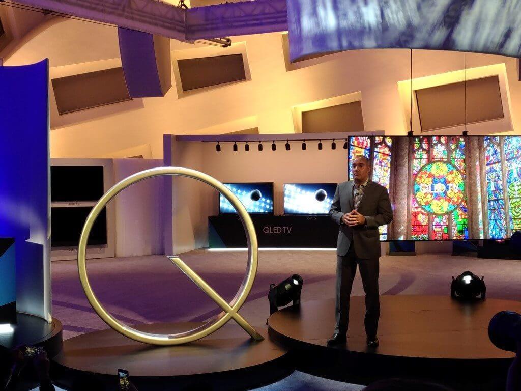 CES 2017: Samsung anuncia nova linha de TVS QLED 4K com HDR