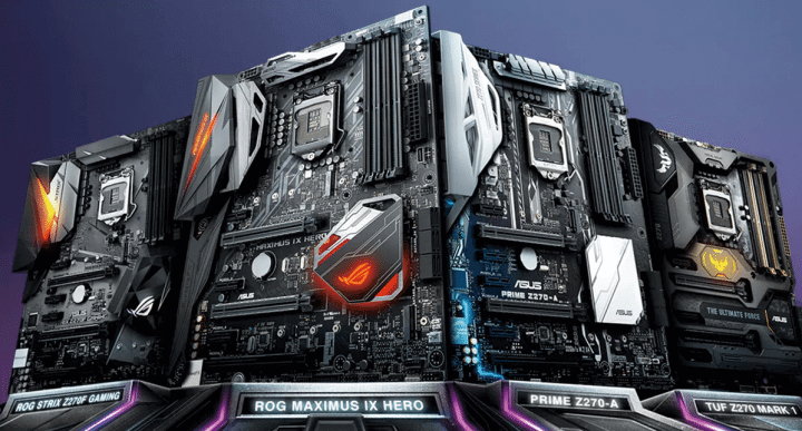 Press Release ROG Unveils Latest Maximus IX and Strix Gaming Motherboards
