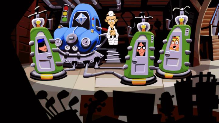 Day of tentacle: edição remasterizada entra em promoção na steam