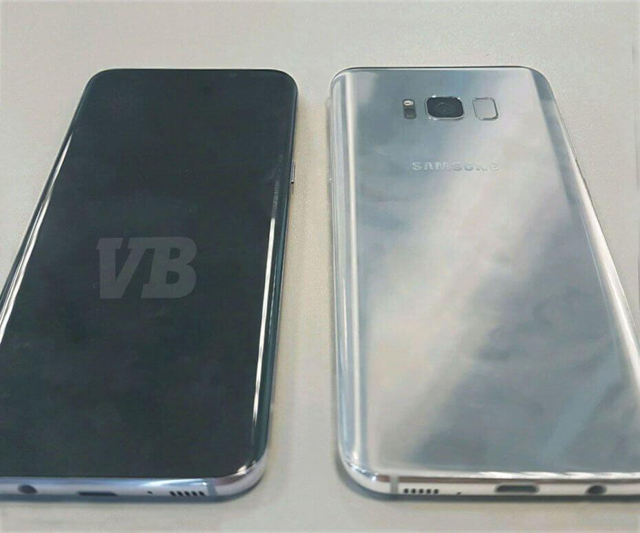 galaxy s8 - Este é o novo Galaxy S8, segundo o Venture Beat