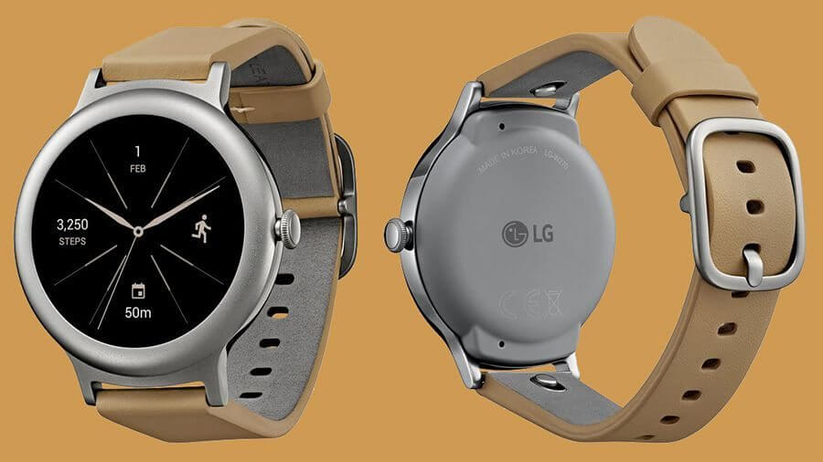 LG pode anunciar dois smartwatches com Android Wear 2.0 no dia 9 de fevereiro