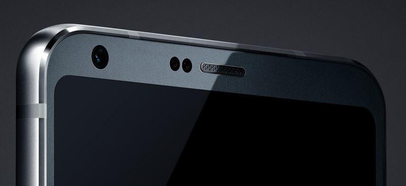 Vaza design oficial do LG G6, e ele é fantástico