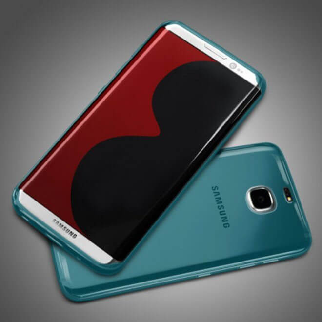 Vaza o possível design final do Samsung Galaxy S8