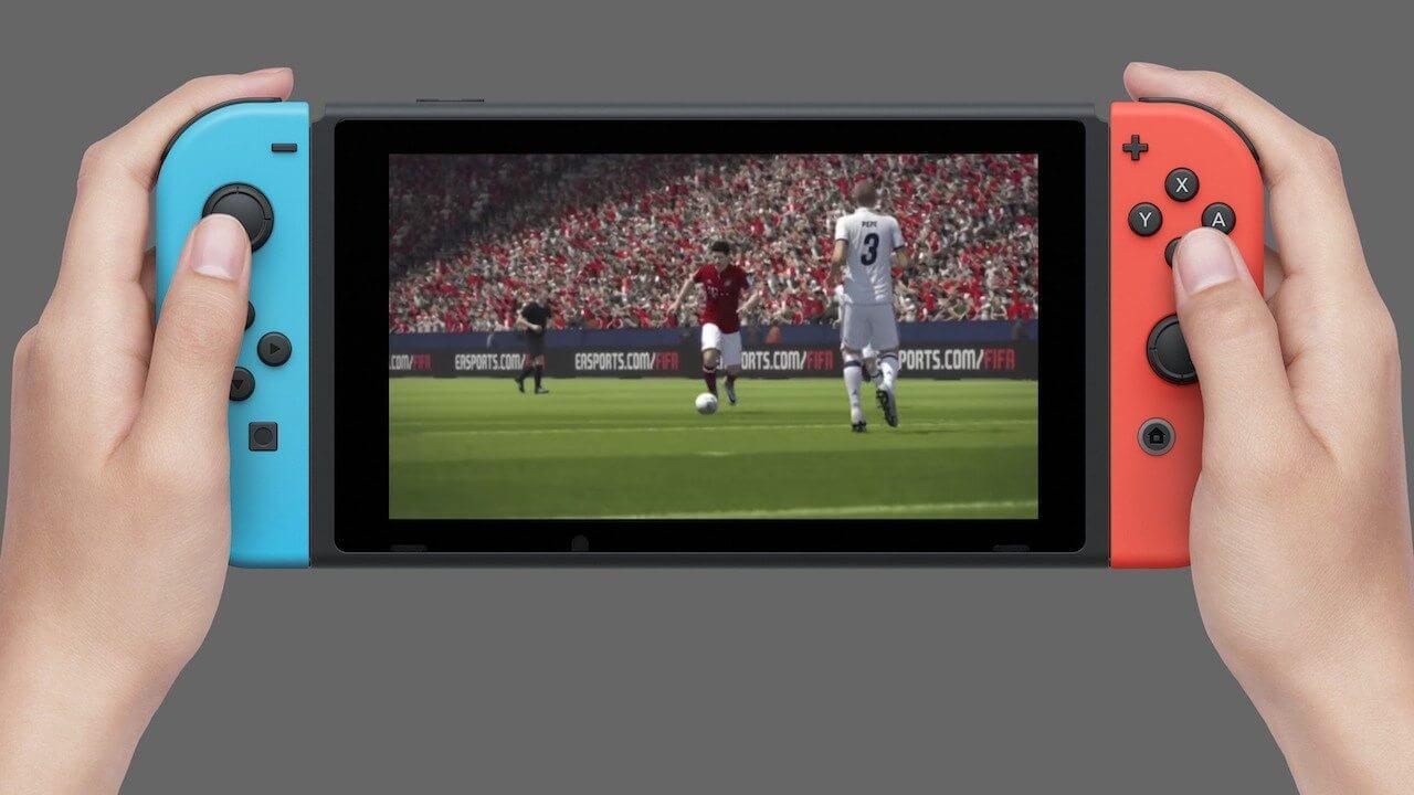 Vice-presidente da EA fala de FIFA e parceria com o Nintendo Switch