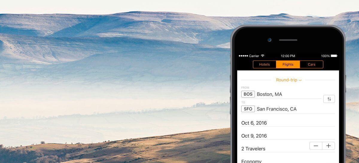 App Kayak - Quer substituir o WorldMate? Confira estes apps de viagem