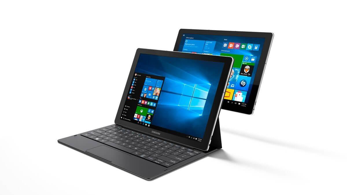 Samsung Galaxy Tab Pro S Windows 10 - Desbloqueio com sensor de impressão digital deve chegar a PCs com Windows 10