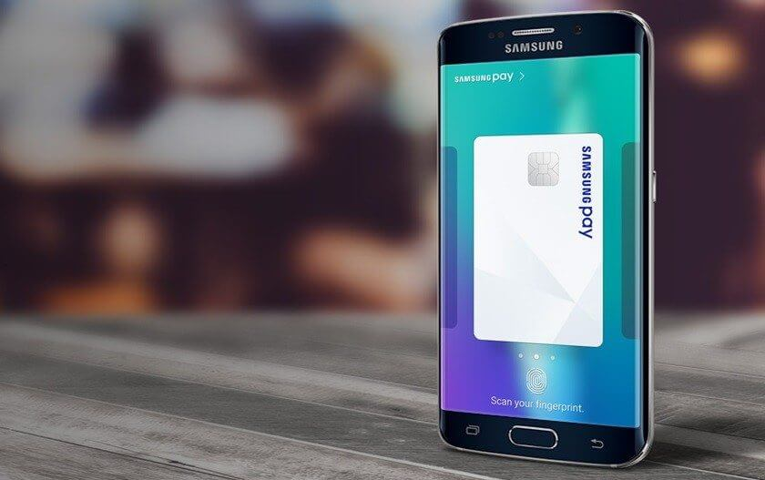 Samsung Pay press 840x527 - Samsung Pay Mini chegará este trimestre e será compatível com a maioria dos smartphones Android