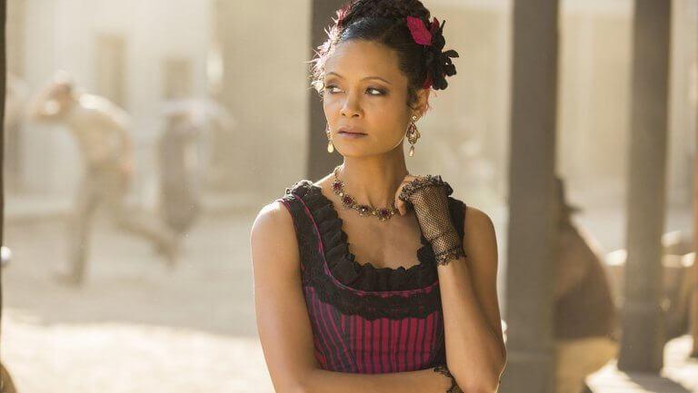 Thandie Newton em Westworld