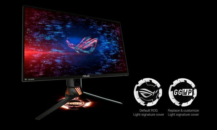 Mais competitivo: ASUS anuncia primeiro monitor de 240 Hz do mercado