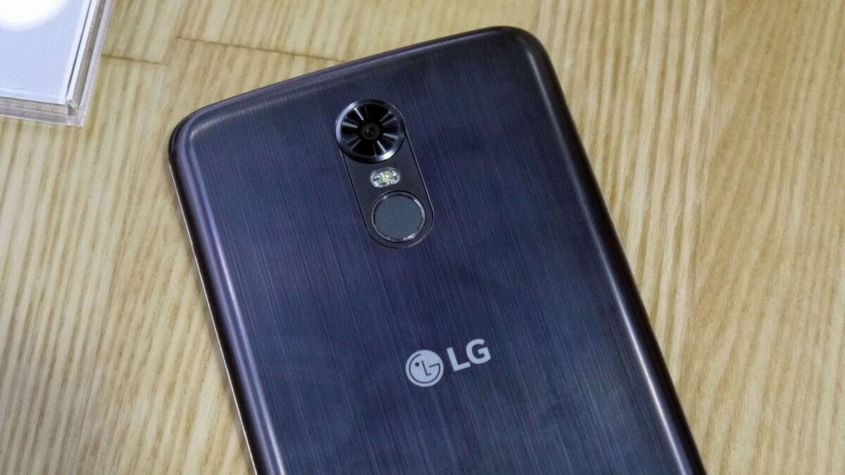 """g5compact - LG registra nomes """"G6 Compact"""", """"G6 Lite"""", entre outros"""