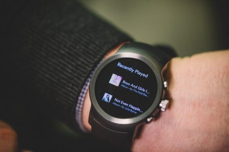 LG G Watch Style com Android Wear 2.0 (foto/reprodução: Tech Crunch)