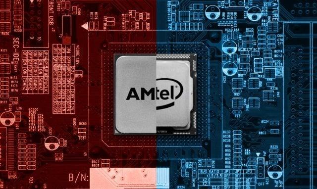 intel amd2 - Processadores Intel com gráficos integrados da AMD podem chegar ainda este ano