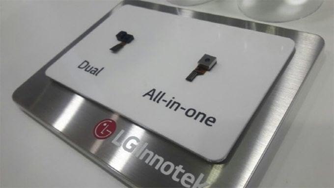 lg g6 iris scanner and camera - Especial: tudo o que sabemos do o LG G6