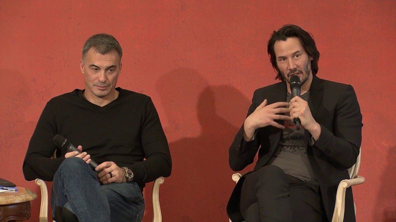 """Keanu reeves e diretor de """"john wick 2"""" já têm planos para um terceiro filme. O ator imagina um cenário de guerra para o próximo """"john wick"""", enquanto stahelski quer expandir cada vez mais o universo dos assassinos"""