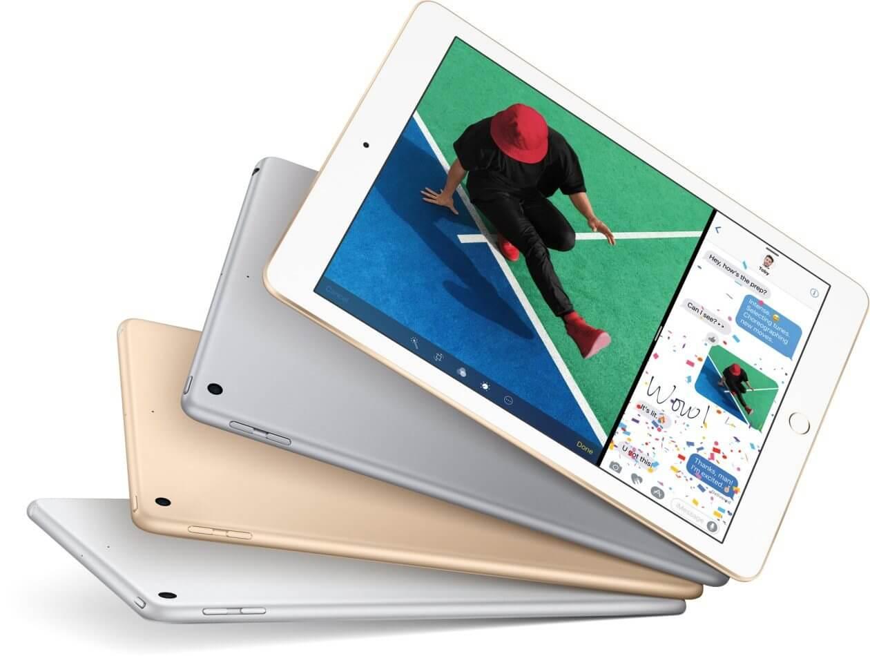 21 ipads - iPhone 7 ganha edição especial em vermelho e iPads são atualizados