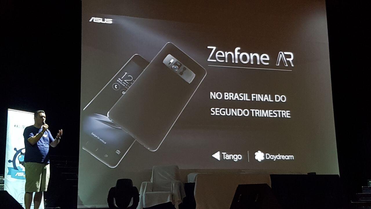 AR1 - Asus confirma: Zenfone AR chega ao Brasil até junho