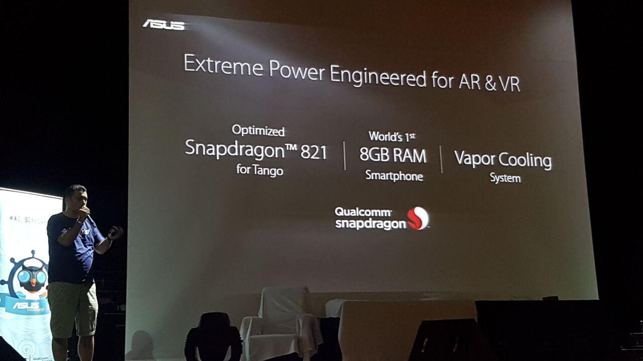 AR2 - Asus confirma: Zenfone AR chega ao Brasil até junho