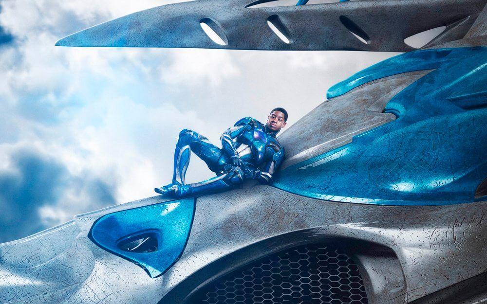 Billy Cranston (RJ Cyler), o Ranger Azul