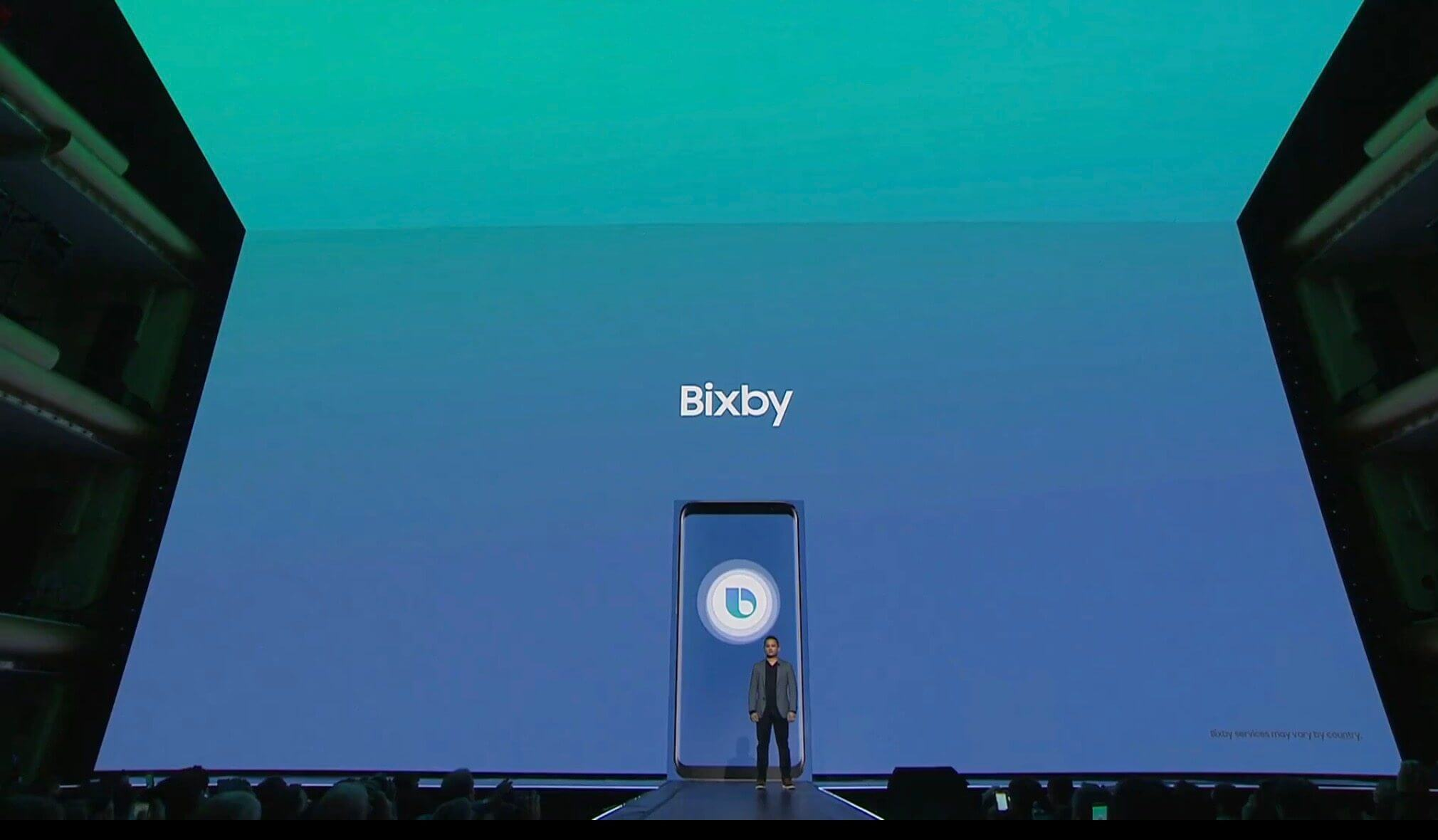 Samsung lança Galaxy S8 e S8+ em evento global