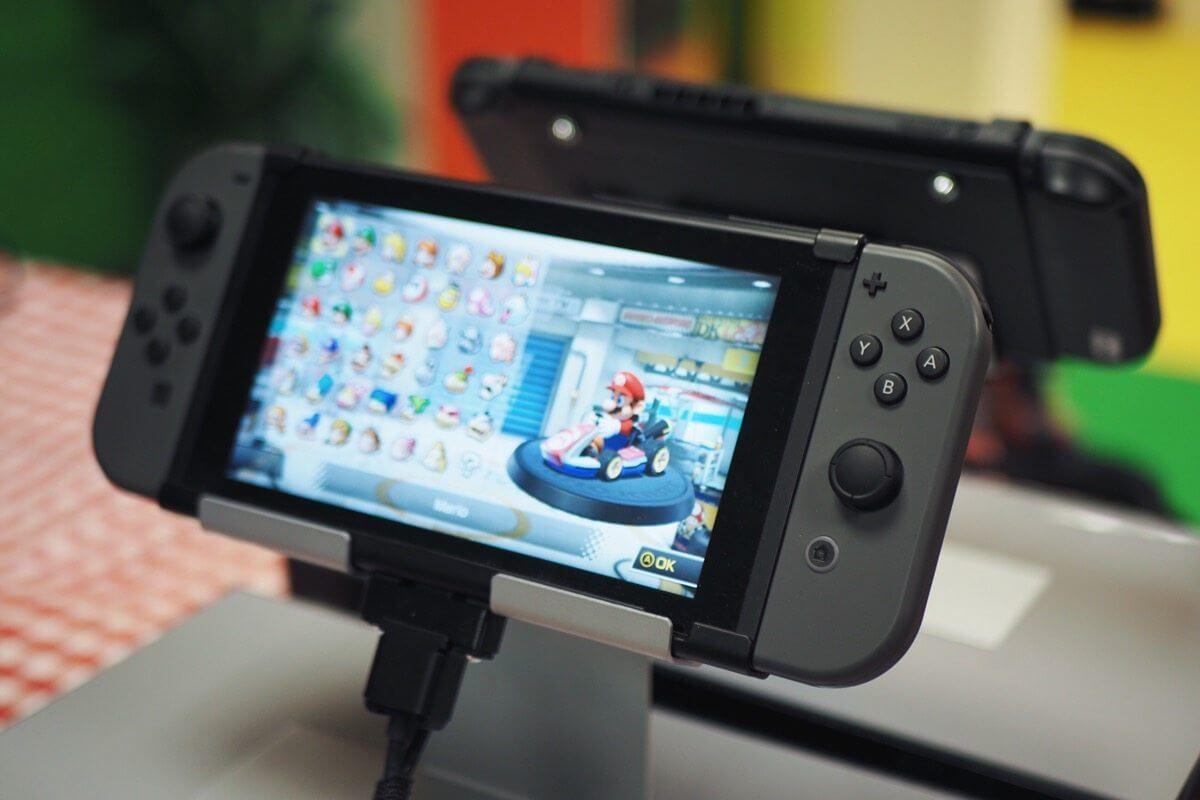 Cedo demais? Nintendo Switch já teve primeiro jailbreak feito