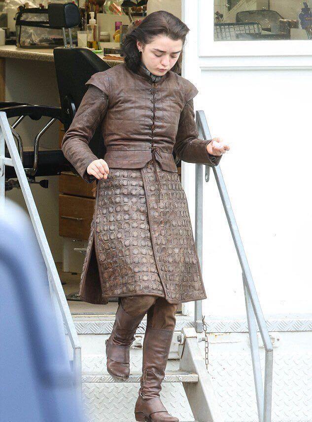 arya stark game thrones 7 - Todos os spoilers que você precisa saber de Game of Thrones