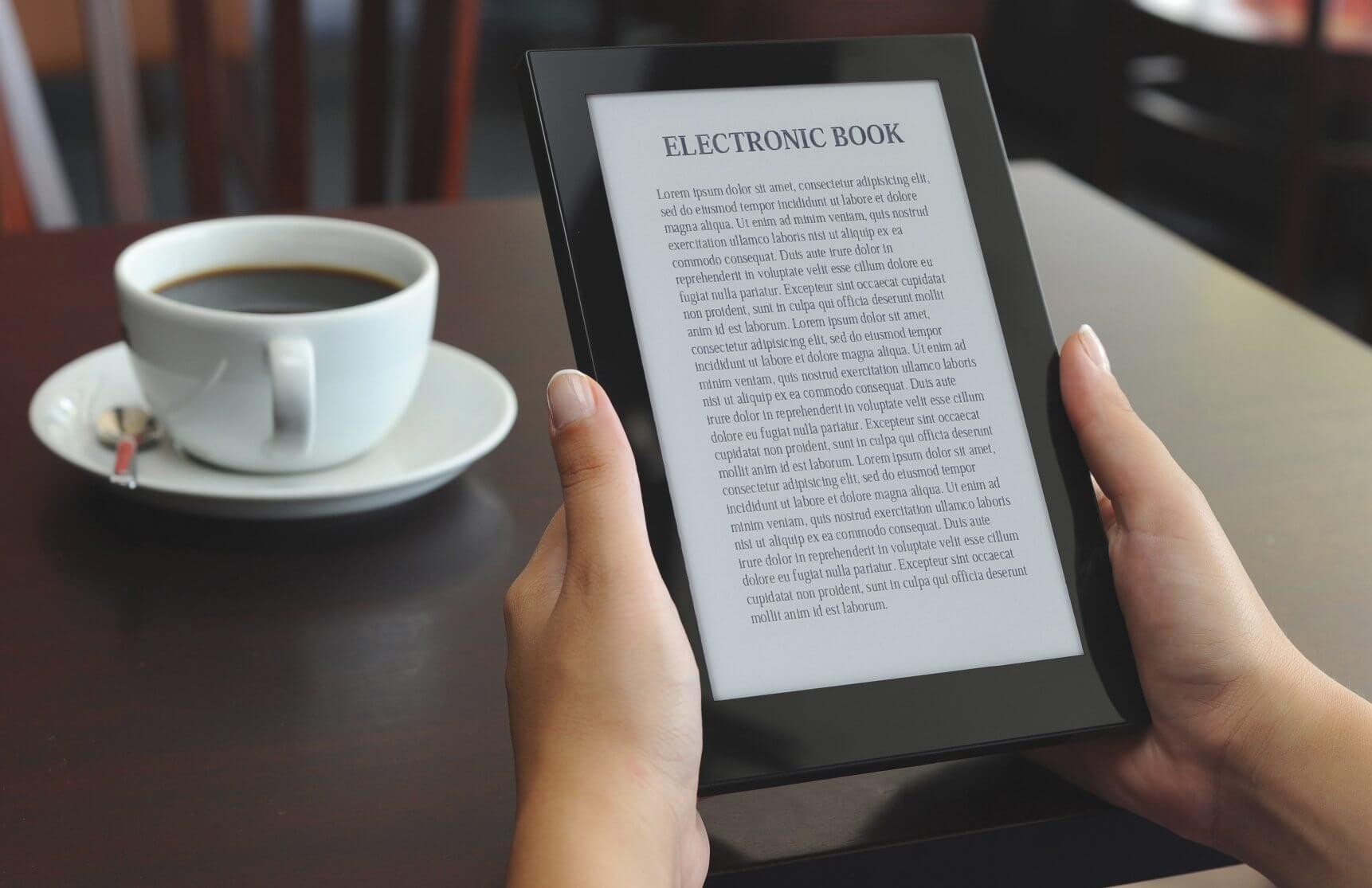 Livros eletrônicos e e-readers devem ficar mais baratos após decisão do STF