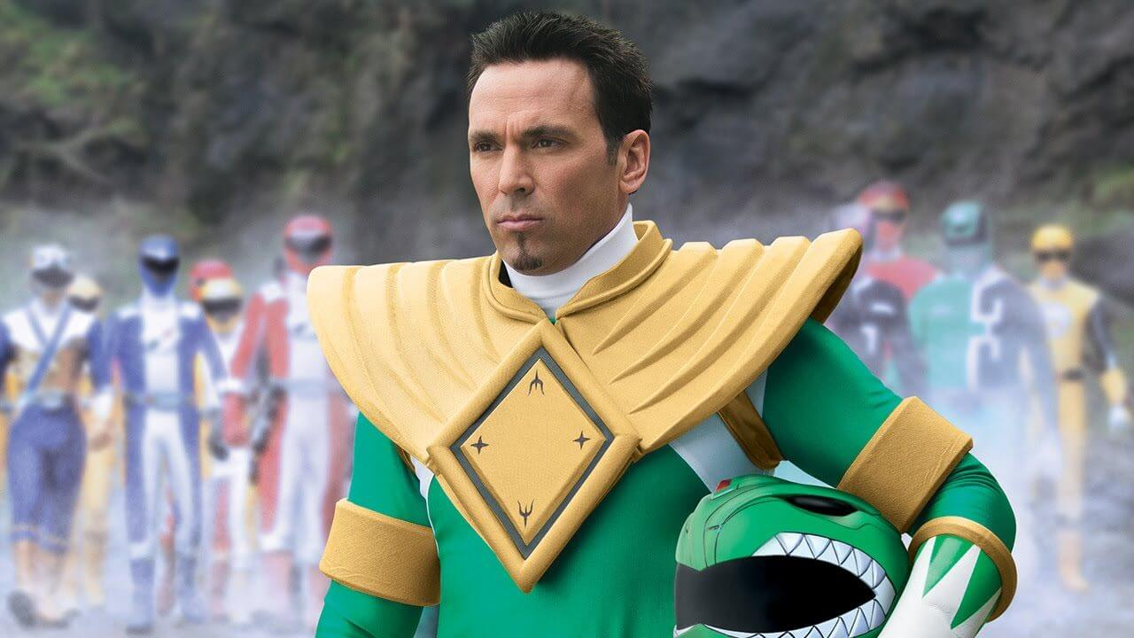 "jason david frank power rangers - 5 fatos curiosos sobre a série original dos ""Power Rangers"""