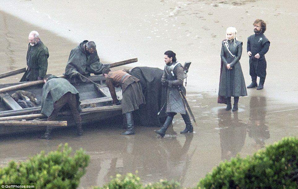 jon snow daenerys tyrion game thrones 7 - Todos os spoilers que você precisa saber de Game of Thrones