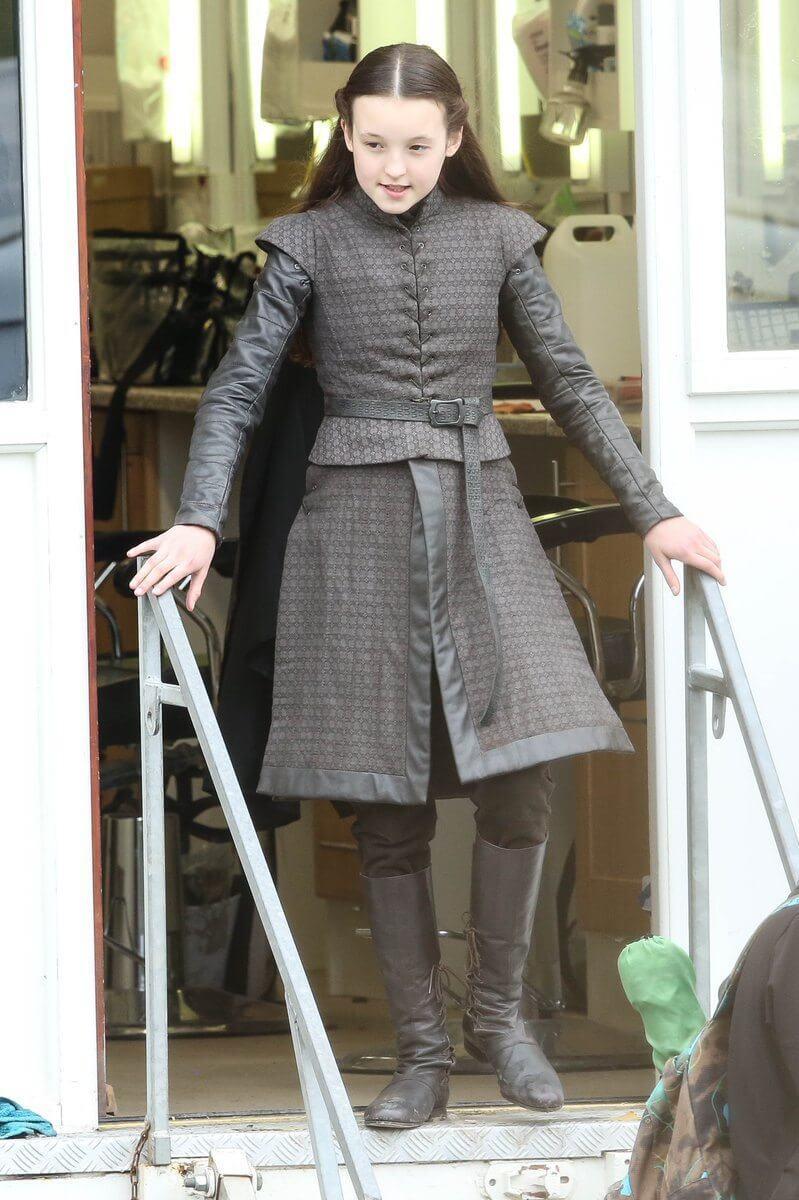 lyanna mormont game thrones 7 - Todos os spoilers que você precisa saber de Game of Thrones