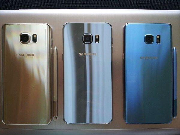 note - O que sabemos e esperamos do Galaxy Note 8